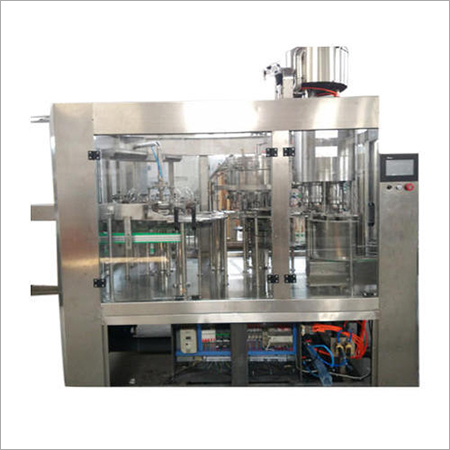 BOTTLE PACAGING MACHINE