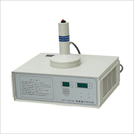 Eletro magnetic induction capping machine