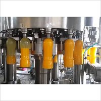 Fruit juice processing plant