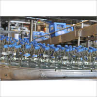 Fully Automatic Mineral Water Bottling Plant