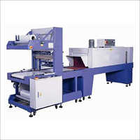Semi Automatic shirink blow packaging machine
