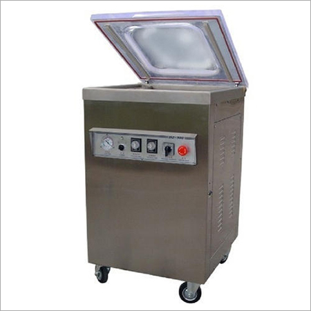Single Chamber Vacumm Machine