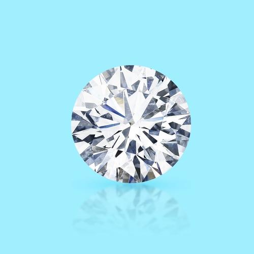 CVD Diamond 1.51ct G VVS2 Round Brilliant Cut IGI Certified Stone