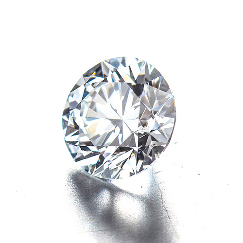 CVD Diamond 1.51ct F VS1 Round Brilliant Cut IGI Certified Stone