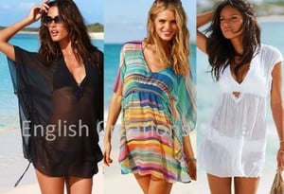 Designer Beachwear Kaftan