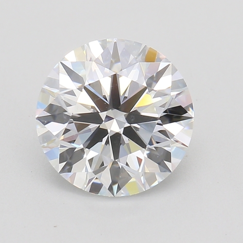 CVD Diamond 1.1ct F VS2 Round Brilliant Cut IGI Certified Stone