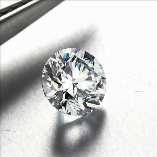 CVD Diamond 0.6ct E VVS1 Round Brilliant Cut IGI Certified Stone