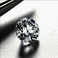 CVD Diamond 0.6ct E VVS1 Round Brilliant Cut IGI Certified Stone