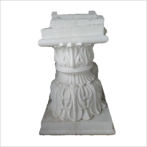 White FRP Column