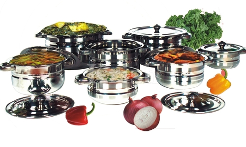 Lvory Pot Set - 7 Pcs