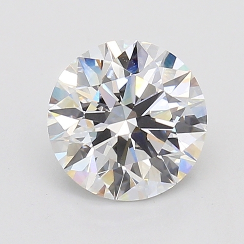 CVD Diamond 1.22ct H VVS2 Round Brilliant Cut IGI Certified Stone