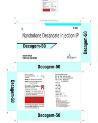 NANDROLONE DECONATE 50 MG INJ WITH DISPO