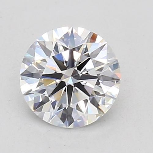 CVD Diamond 1.33ct L VS1 Round Brilliant Cut IGI Certified Stone
