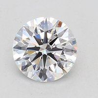 CVD Diamond 1.33ct L VS1 Round Brilliant Cut IGI Certified Stone
