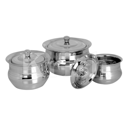 Aristo Serving Donga Set - 4 Pcs