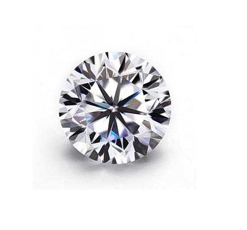 CVD Diamond 2.01ct F VVS2 Round Brilliant Cut IGI Certified Stone