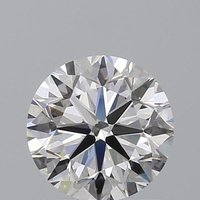 CVD Diamond 2.02ct F VVS2 Round Brilliant Cut IGI Certified Stone
