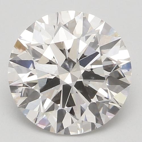 CVD Diamond 2.01ct H VVS2 Round Brilliant Cut IGI Certified Stone