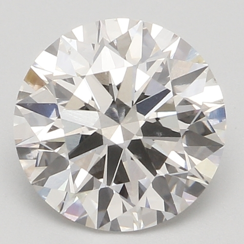 CVD Diamond 2.01ct H VVS2 Round Brilliant Cut IGI Certified Stone