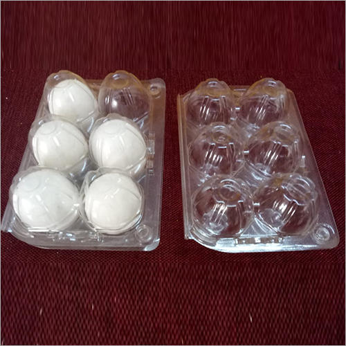 Egg Transparent Packaging Box