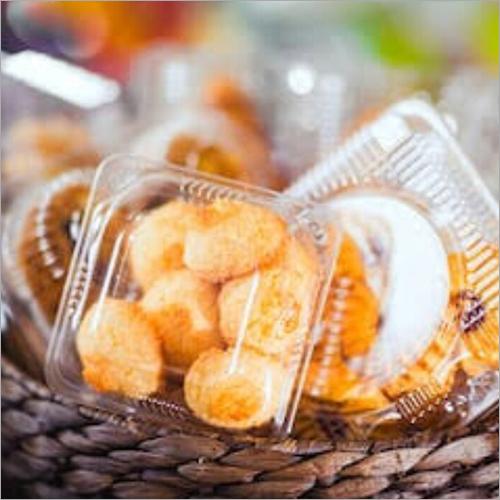 Food Plastic Packgaing Box