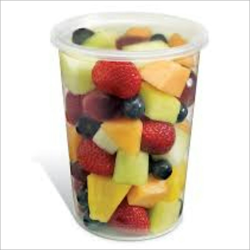 Fruits Transparent Packaging Box