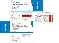 ETORICOXIB 60MG+THIOCOLCOSIDE 4 MG