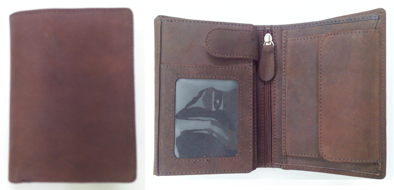 Vintage Leather Wallet