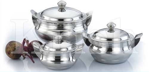 Otpra Dish Set - 3 Pcs