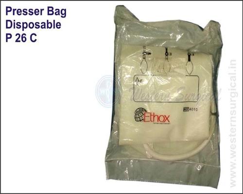 Presser Bag Disposable