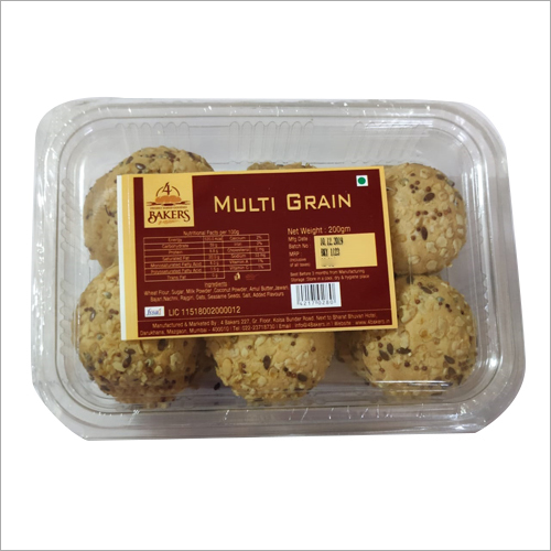 Multi Grain Biscuits