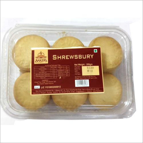 Shrewsbury Biscuits