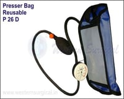 Presser Bag Reusable