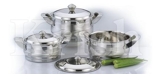 Omega Dish Set - 3 Pcs