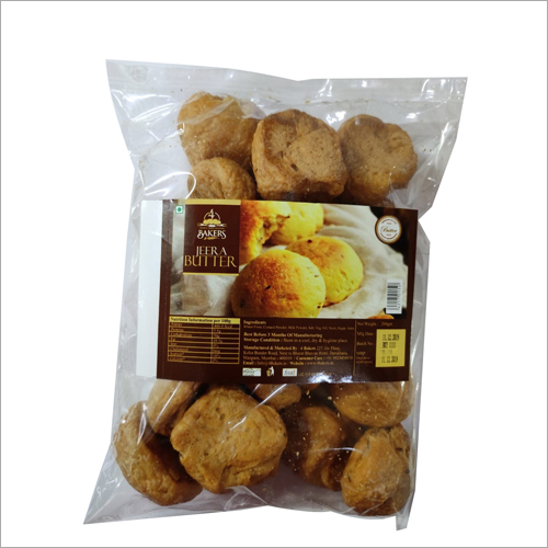 Jeera Butter Cookies