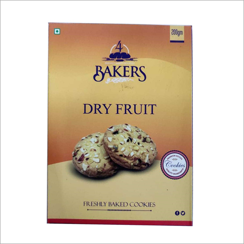 200 gm Dry Fruit Cookies