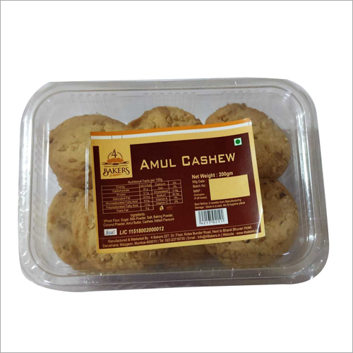 Amul Cashew Cookies