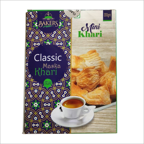 200 gm Classsic Maska Khari Biscuit
