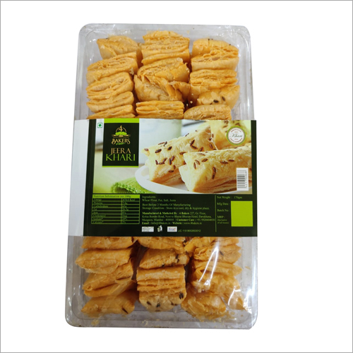 Jeera Khari Biscuit