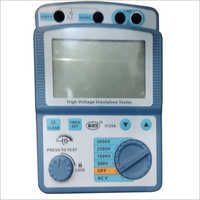 Digital Insulation Testing Meter