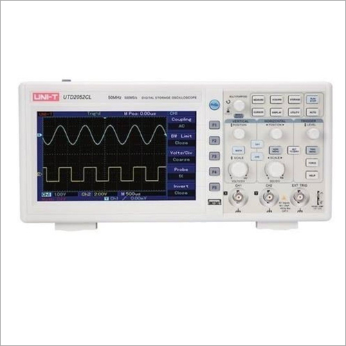 Oscilloscope Multimeter