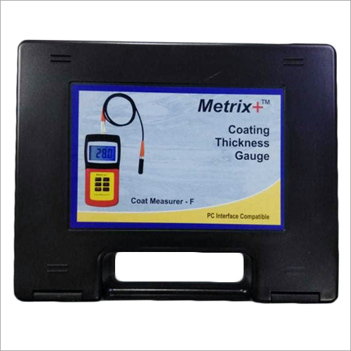 Metrix-Coating Thickness Gauge Meter