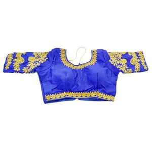 Ladies Designer Half Sleeve Blouse