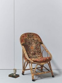 CHAIR FABRIC UPHOLSTERY