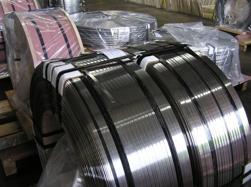 Narrow Cold Rolled Steel Strips
