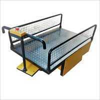 Up To 50 Tons Light Duty Battery Operated Trolleys