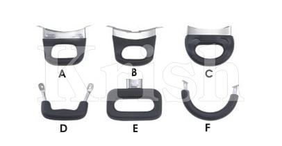 side handle - Bakelite Series