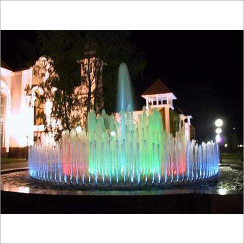 Multicolor Fountain