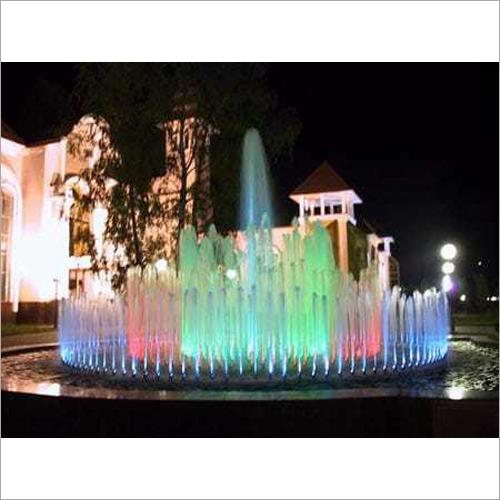 Multicolor Fountain