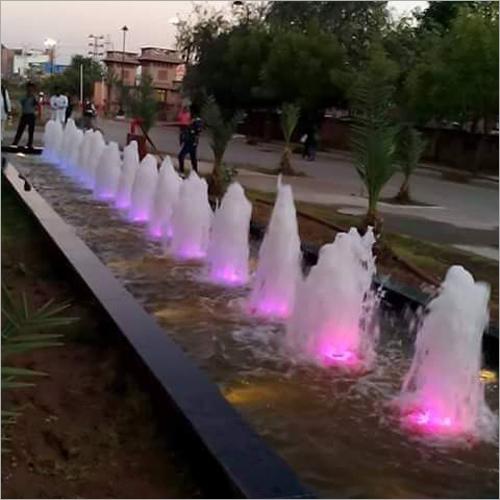 Designer Outdoor Water Fountain